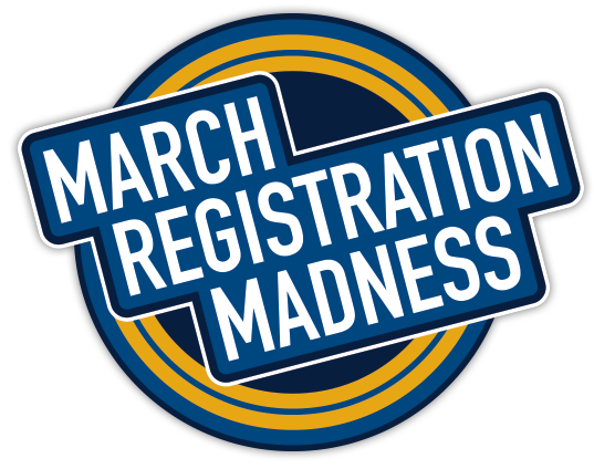 march registration madness